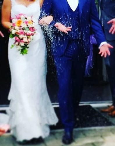 Bruidsboeket Jil en Stephan