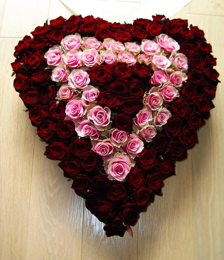 grafstuk moeder Leo (Hart rozen)